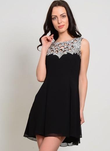Liquorish Elbise Lacivert
